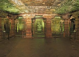 Ajanta Cave 1